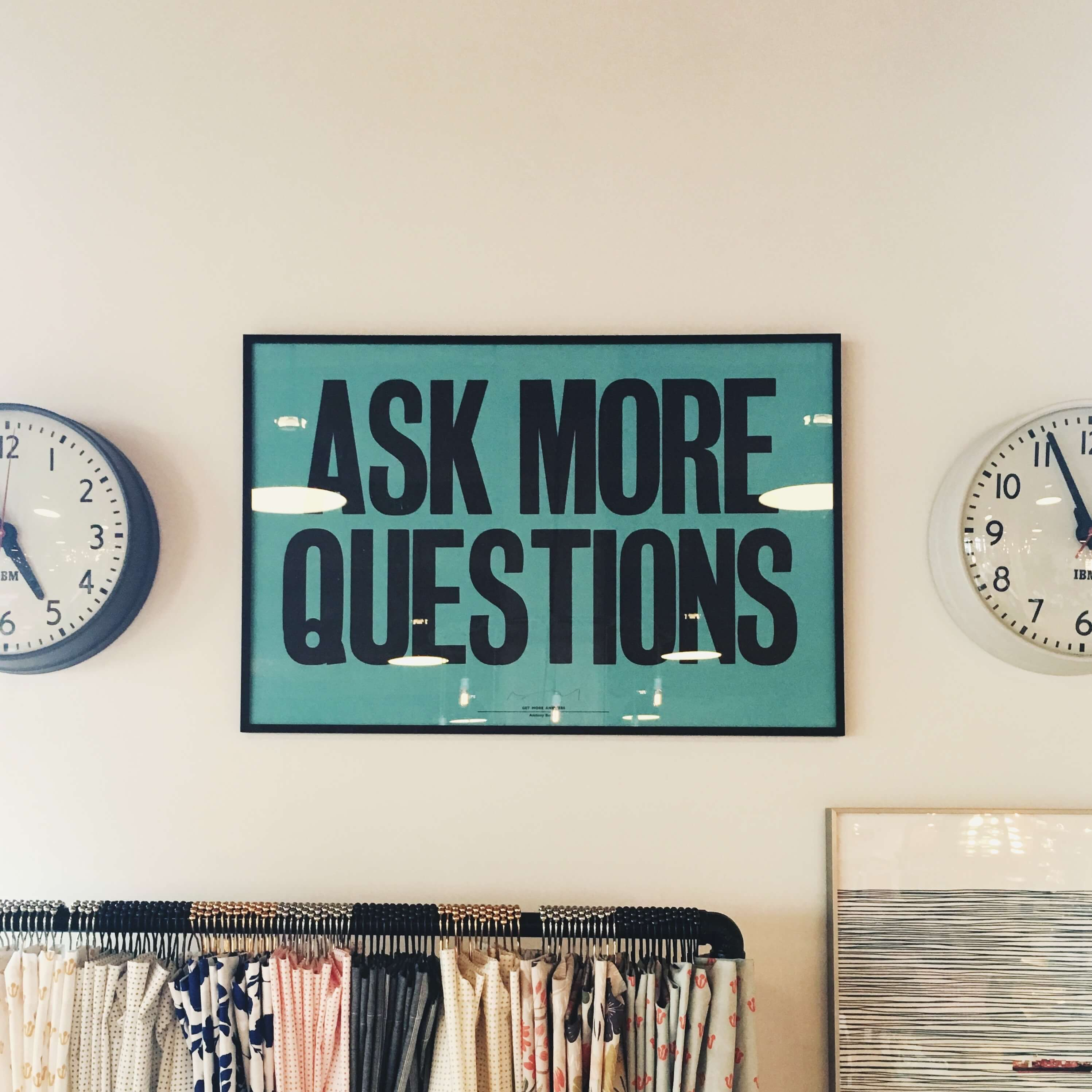 End of Interview Questions